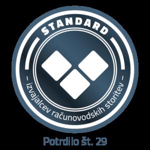 Standard izvajalcev računovodskih storitev