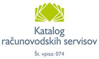 Katalog računovodskih servisov - vpisna številka 074